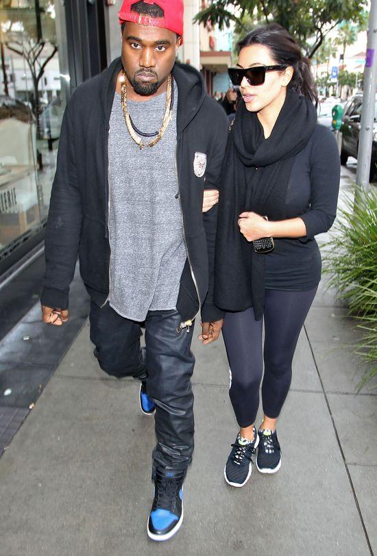 Kim Kardashian w Playboyu? Co na to Kanye West?
