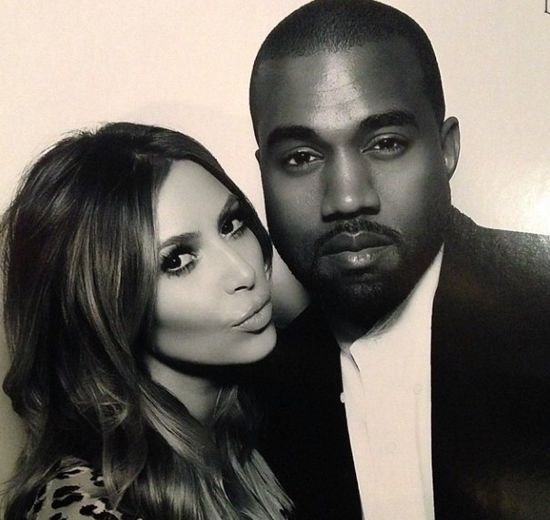 Kanye West pierwszy raz o�wiadczy� si� Kim 7 LAT TEMU!