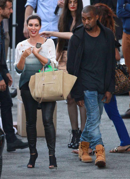 Kim Kardashian: Nie chcę być uwięzioną żoną!