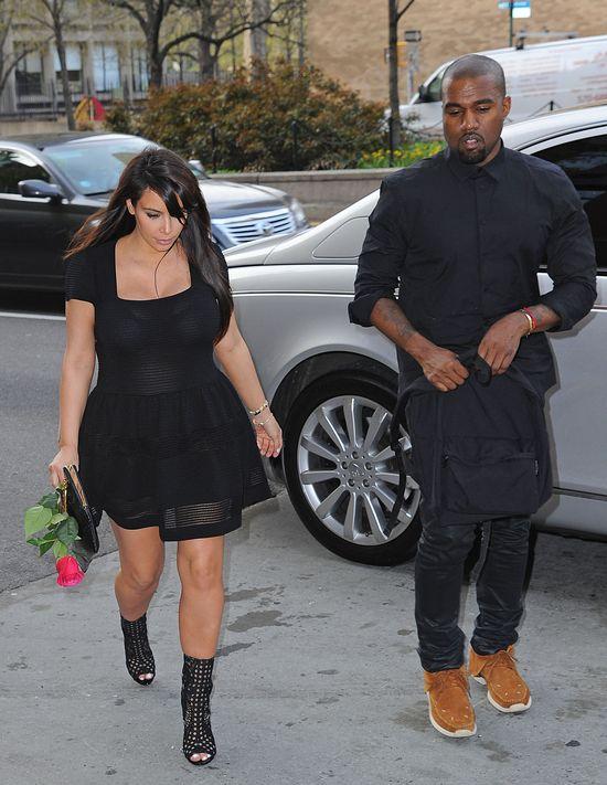 Kim Kardashian nie chce otrzymywać prezentów dla dziecka