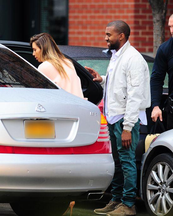 Wintour i Snoop Lion na nagrywanym weselu Kim Kardashian?