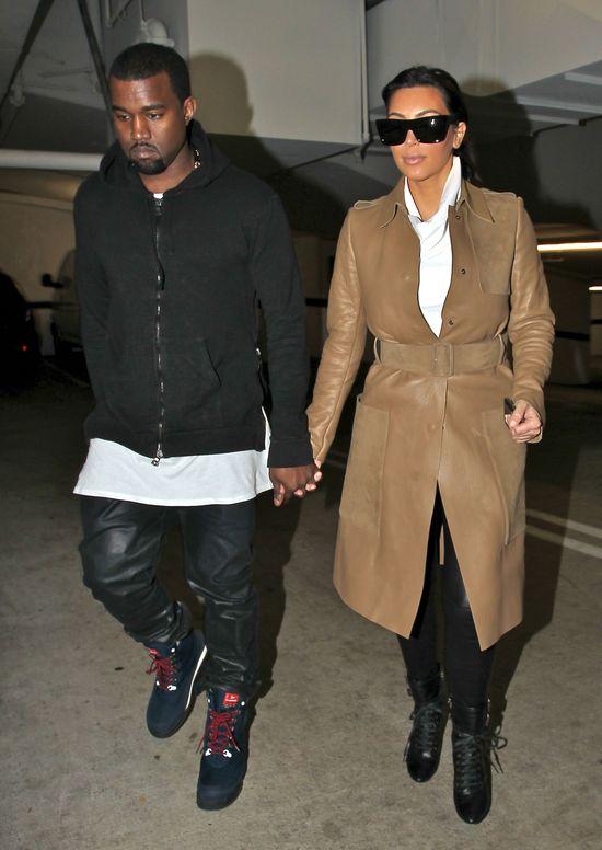 Kanye West pierwszy raz oświadczył się Kim 7 LAT TEMU!