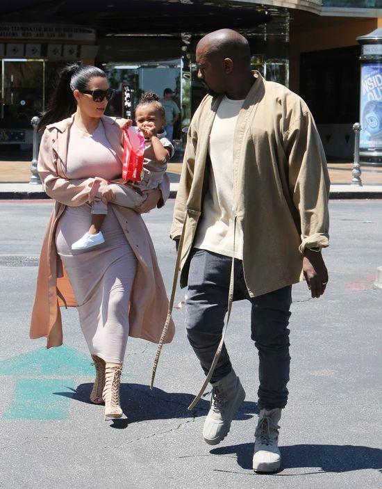 Nie uwierzycie, czego Kanye West zażądał dla Nori