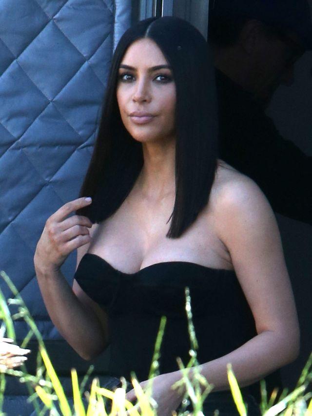 Kim pokazała prywatne Kanye z dziećmi - SŁODKIE!
