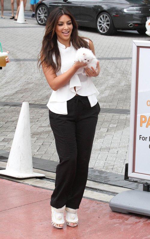 Pupil Kim Kardashian ma imię!