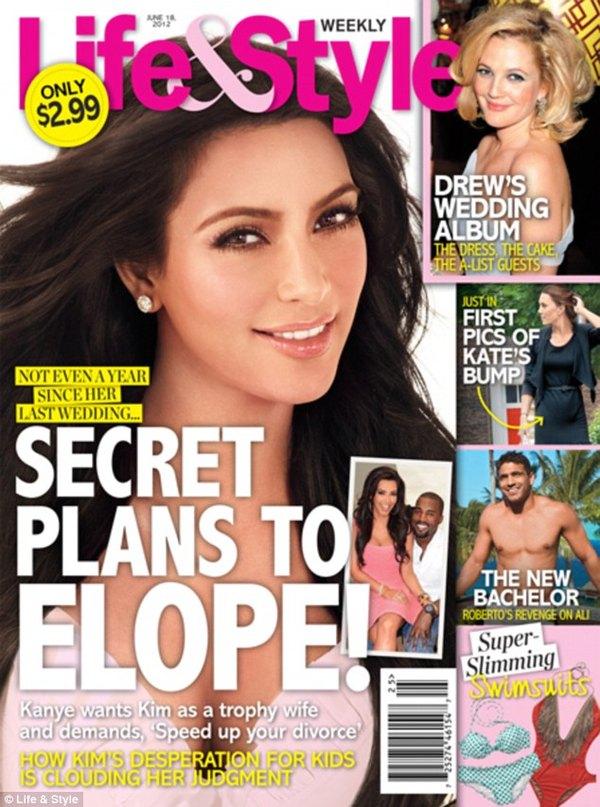 Śmieją się, że Kim Kardashian wygląda jak żyrafa (FOTO)