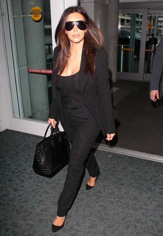 Kim Kardashian chce ślubu w angielskim zamku