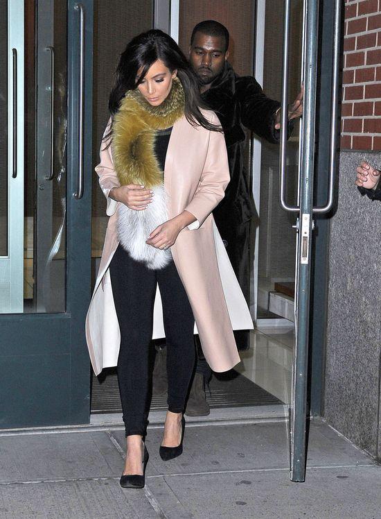 Kim Kardashian znowu zostanie obrzucona mąką? (FOTO)