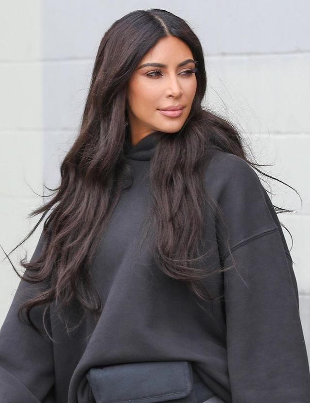 Kim Kardashian panicznie boi się zmarszczek (ZDJĘCIA)