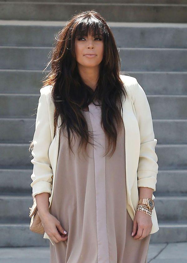 Kim Kardashian: Bycie w ciąży wcale nie jest takie łatwe!