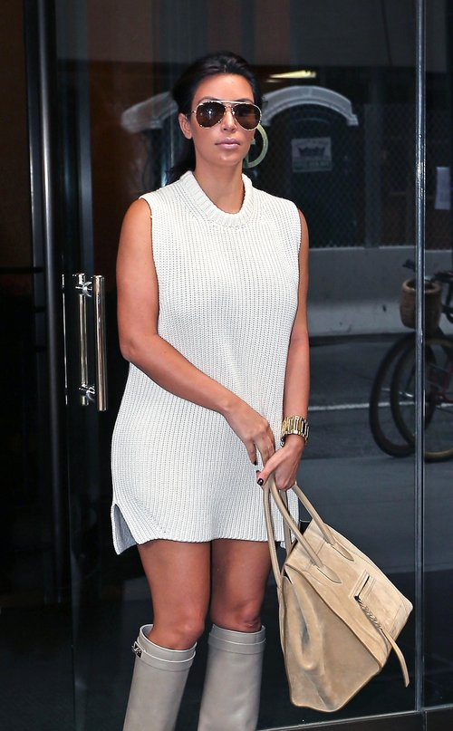 Kim Kardashian u jubilera brylantów (FOTO)