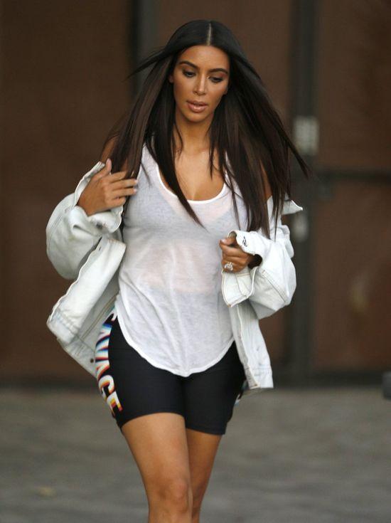Ten moment, w którym Kim Kardashian SPEŁNIA MARZENIE redakcji kozaczka!