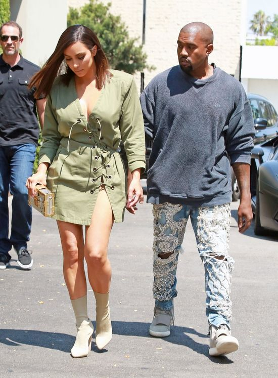 Była pracownica Kanye Westa mówi o tym, co zrobiła jej Kim Kardashian