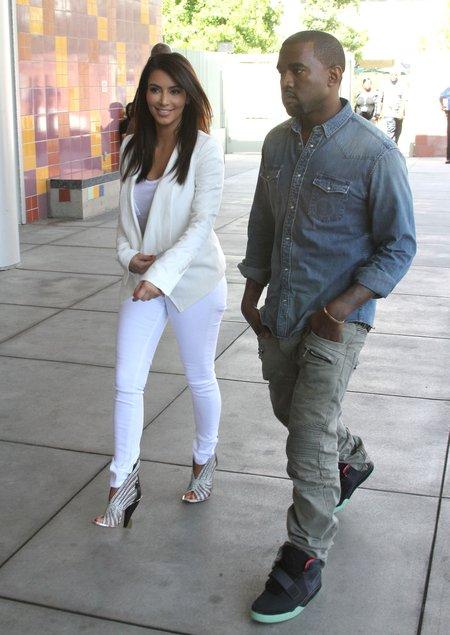 Kim Kardashian: Dzięki Kanye'owi czuję się wyjątkowa