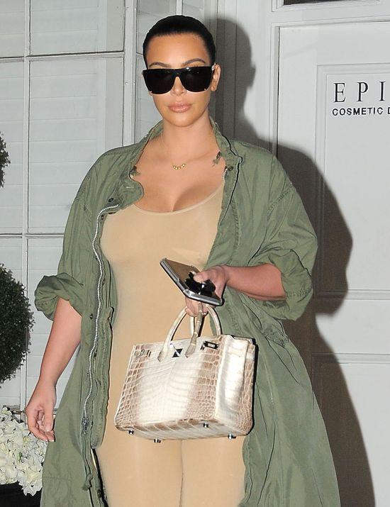 Kim Kardashian pocisnęła Chloe Moretz