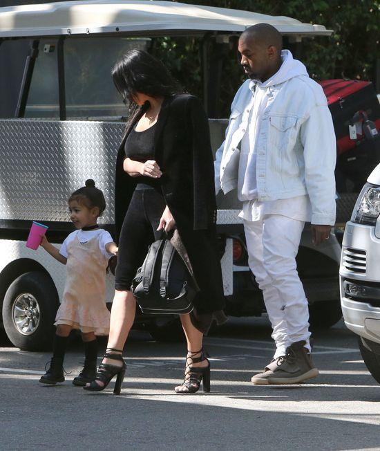 Kim Kardashian pokazała pierwsze zdjęcia Sainta Westa!