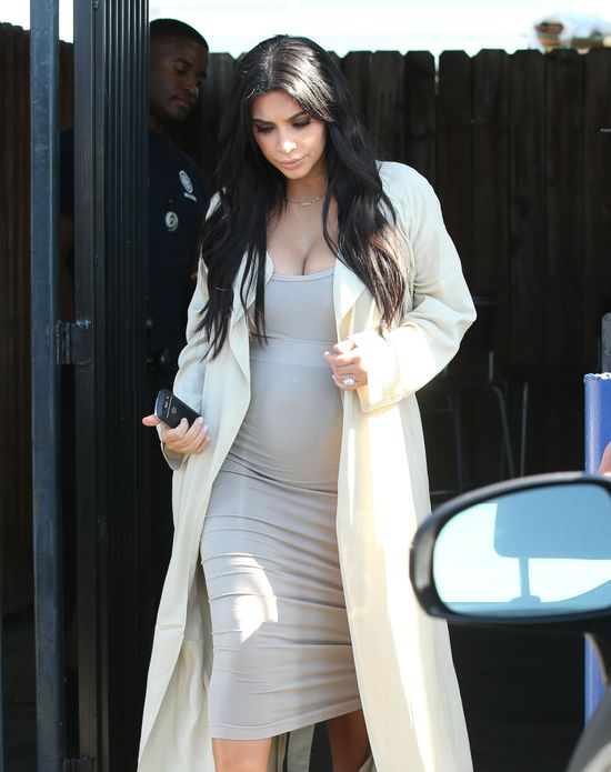Jak będzie miał na imię synek Kim Kardashian?
