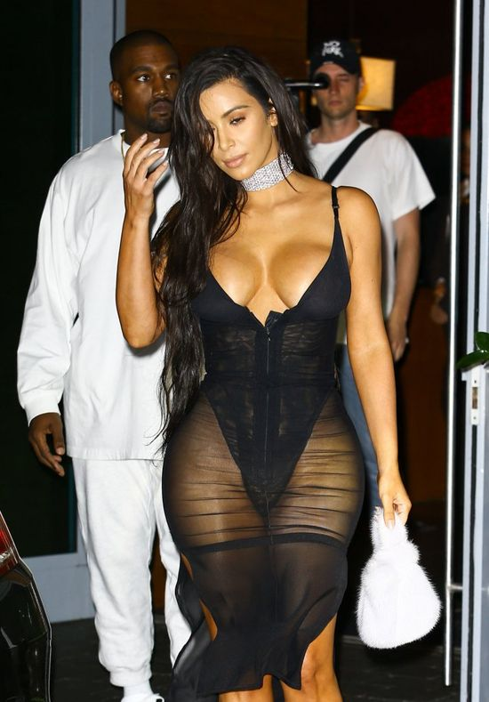 Gojd� obna�a Kim Kardashian! Je�li ma racj�, Kim mo�e sko�czy� TRAGICZNIE!