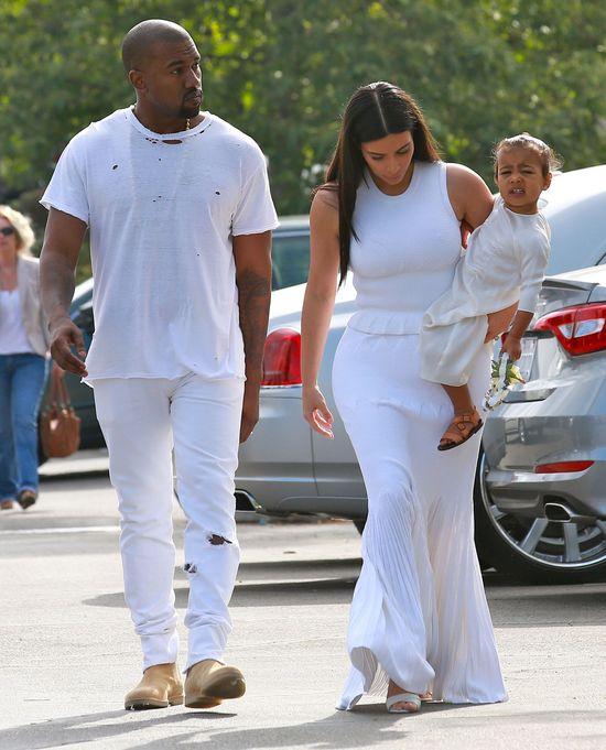 Kanye West napisał do Kim Kardashian list, w którym...