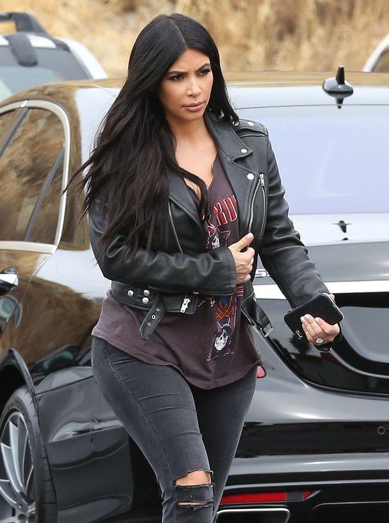 Kim Kardashian zadzwoniła do Scotta Disicka i...