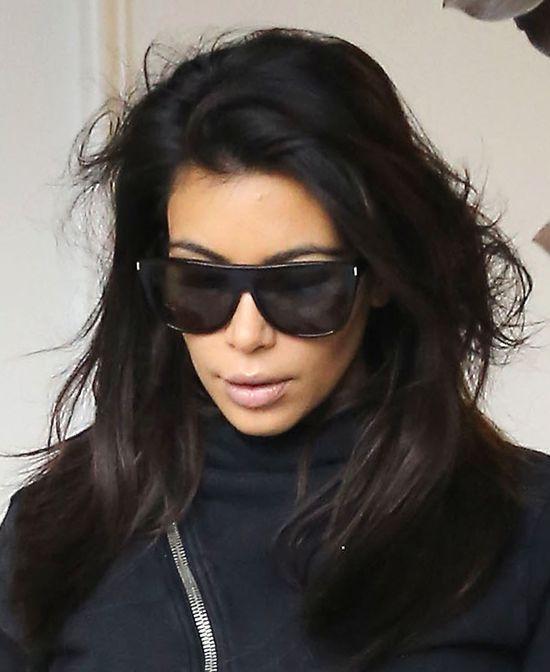 Kim Kardashian ma ZA�AMANIE NERWOWE!