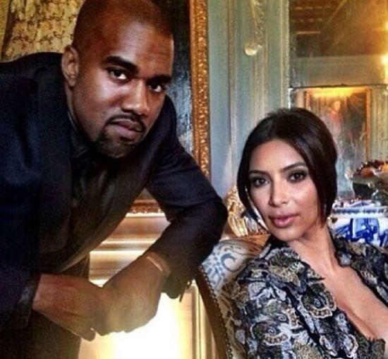 Brat Kanye Westa: Kimye starają się o dziecko!