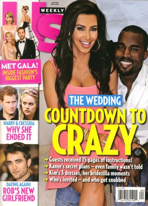 Kris Jenner non stop pije, a Kim nie mieści się w suknię