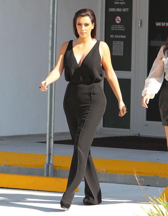 Co Kanye West uważa o figurze Kim Kardashian?