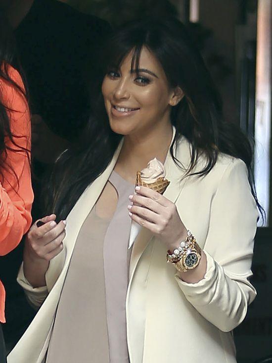 Kim Kardashian nakręciła już film o North West