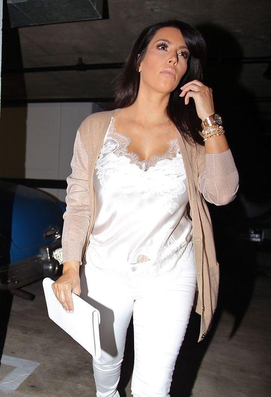 Kim Kardashian schudnie 14 kilo w 30 dni?