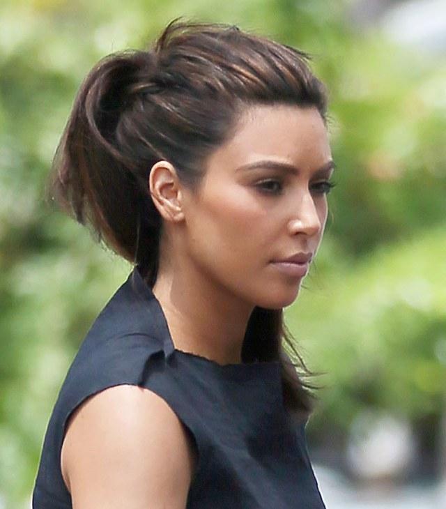 Kardashianka debiutuje w klipie Kanye Westa [VIDEO]