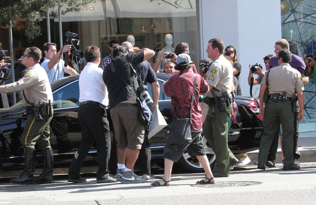 Khloe Kardashian kontra Kourtney (FOTO)
