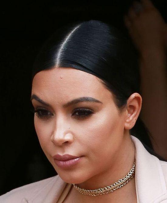 Co się stało z ustami Kim? Powiększyła je w 8 miesiącu ciąży