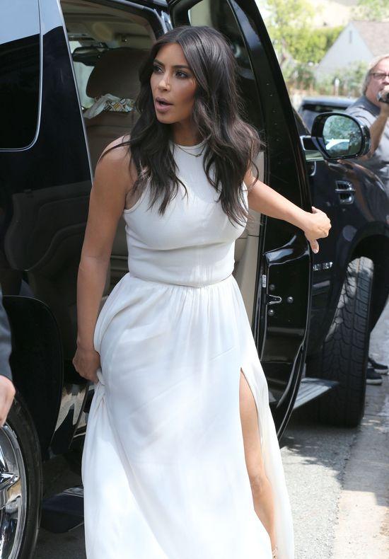 Ulubioną stroną internetową Kim Kardashian jest...