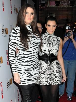 Kim Kardashian poleciała do Dallas pocieszać Khloe
