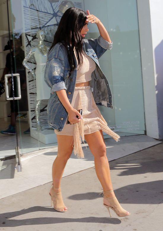 Kim Kardashian zdradza płeć dziecka