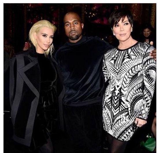 Blond włosy Kim to wołanie o pomoc i oznaka kryzysu?
