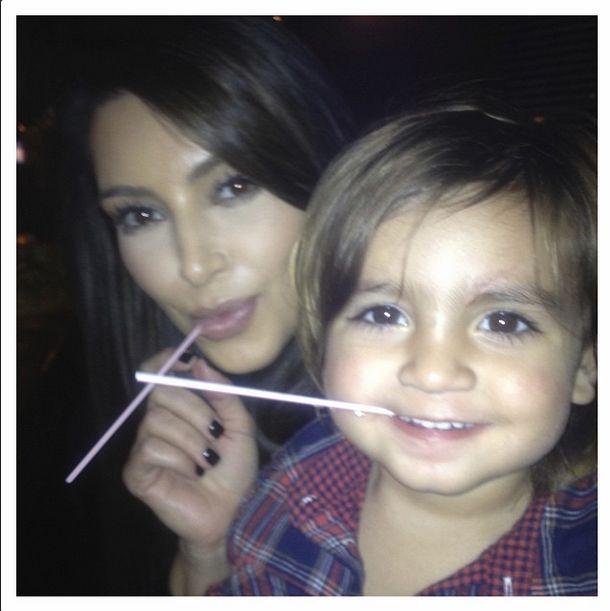 Ostre spięcie na linii Kim-Kourtney Kardashian