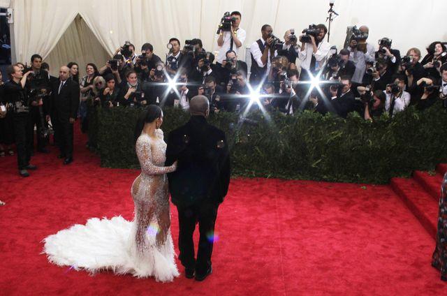 Kim Kardashian o rozmiarze swojej pupy