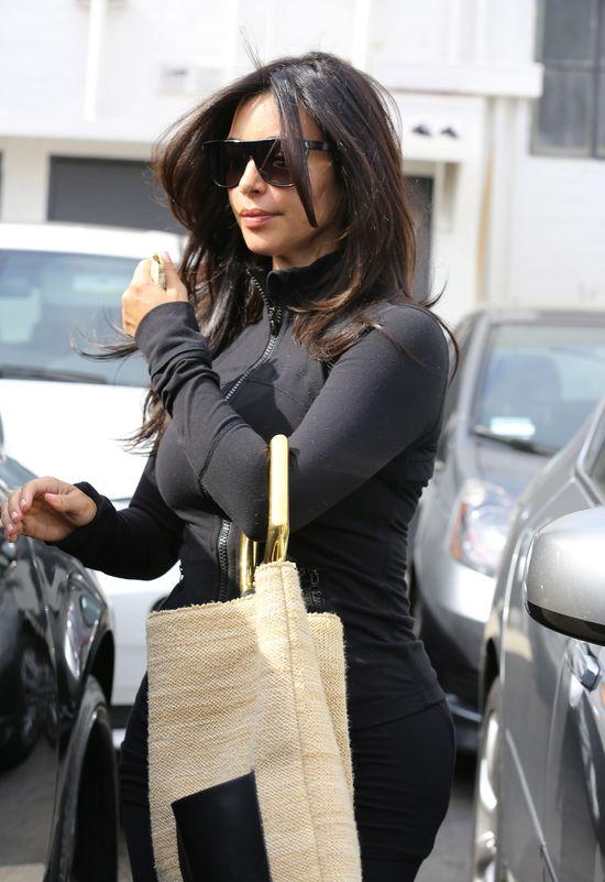 Kim Kardashian zdradza, co s�ycha� u Roba