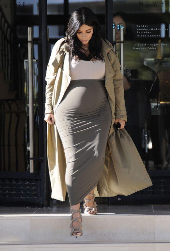 Kim Kardashian ma ogromny problem ze swoją garderobą!