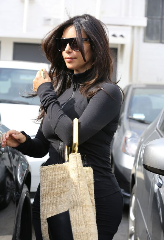 Kim Kardashian: My�leli�my, �e Kylie ma raka m�zgu!