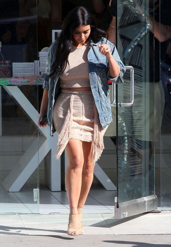 Kim Kardashian promuje polską projektantkę? (FOTO)