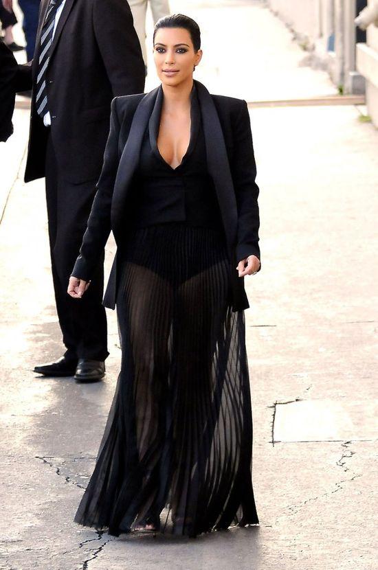 Skandal! TAK potraktować Kim Kardashian i Kanye Westa!