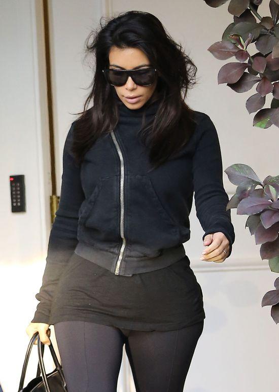 Kim Kardashian ma ZAŁAMANIE NERWOWE!