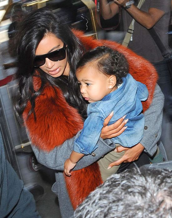Kim Kardashian TYJE przez Kendall