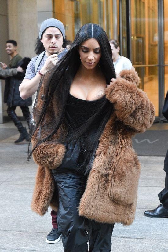 Jakiej płci będzie trzecie dziecko Kim Kardashian i Kanye Westa?
