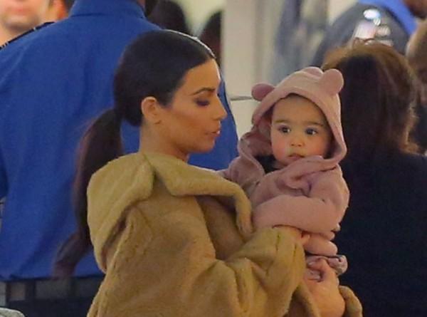 Do Kim Kardashian: Zamknij buzię temu czarnemu dziecku!