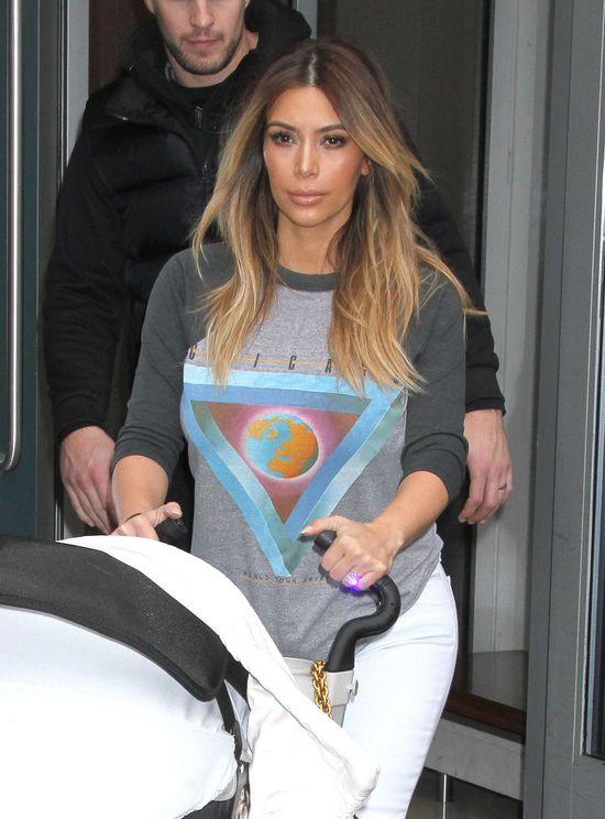 Warhol namaluje Kim Kardashian