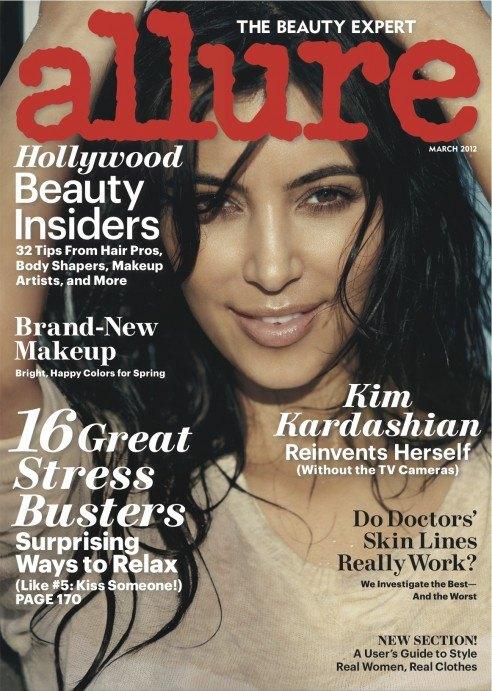Kim Kardashian czuje się sexy tylko w szpilkach (FOTO)